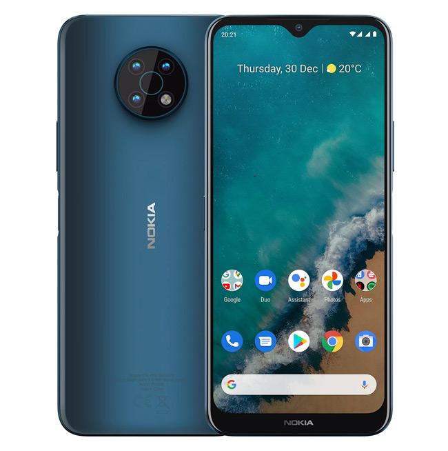Nokia G50 blauw