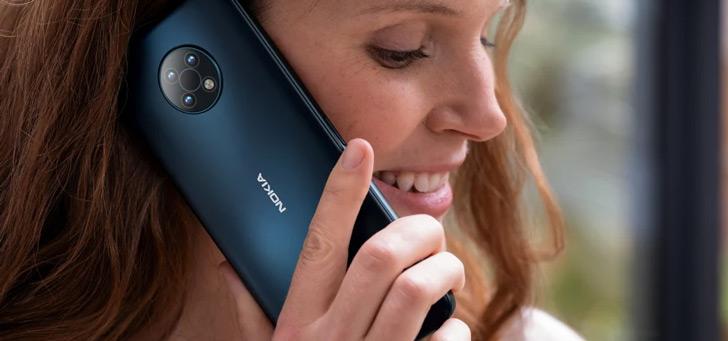 Nokia G50 header
