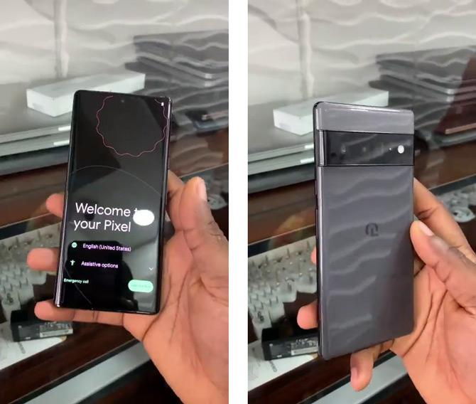 Pixel 6 Pro hands-on