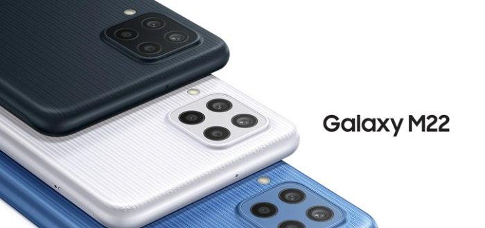 Samsung Galaxy M22 komt naar Nederland: dit krijg je voor 239 euro