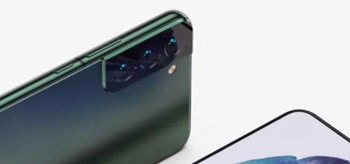 Samsung Galaxy S22 en S22+ renders: komt er een Galaxy S22 Pro?
