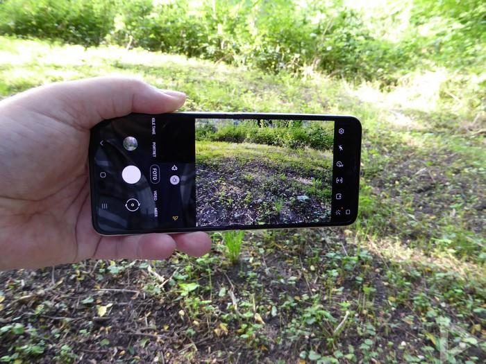 Samsung Galaxy Z Flip 3 camera-app