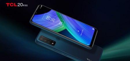 TCL 20 R 5G: nieuwe 5G-smartphone voor slechts 180 euro