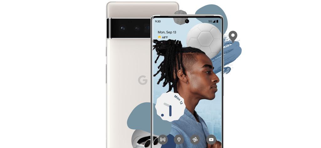 google pixel 6 pro promo1