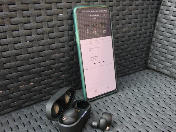 Sony WF-1000XM4 app
