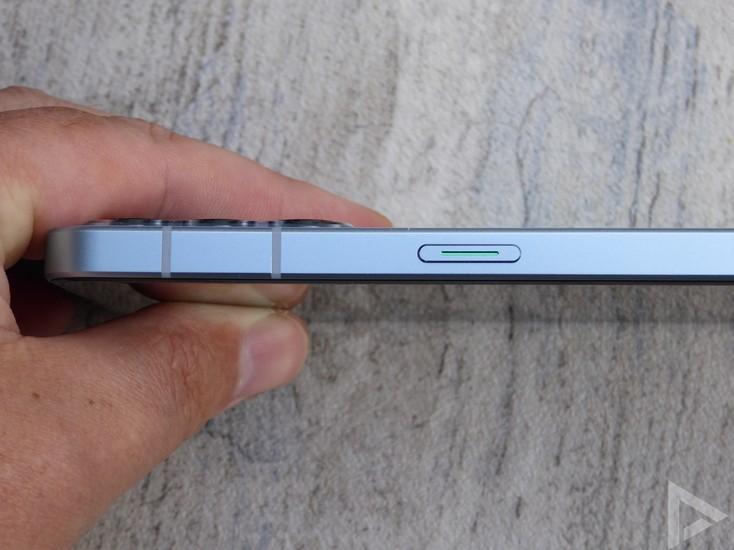 Oppo Reno 6 design