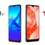 TCL presenteert nieuwe TCL 20Y en TCL 205 smartphones